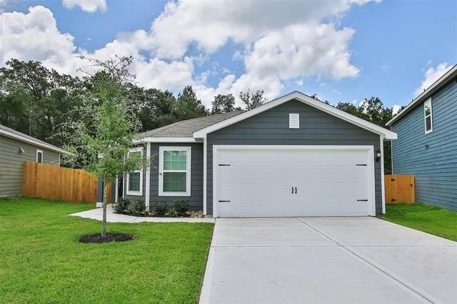 8419 Hannah Road, Cove, TX 77523 (MLS #24133426) :: The Sansone Group