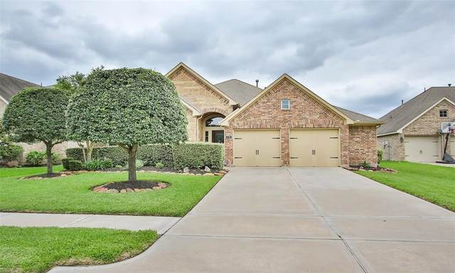2719 Bamboo Lane, Rosenberg, TX 77471 (MLS #24144546) :: The Parodi Team at Realty Associates