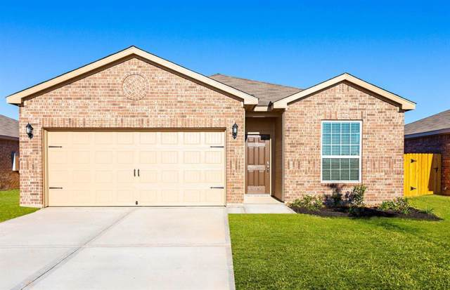 168 Emma Rose Drive, Katy, TX 77493 (MLS #24147102) :: The Heyl Group at Keller Williams