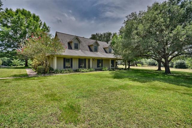 8605 W 8605 Old Mill Creek Road W, Brenham, TX 77833 (MLS #24147287) :: Christy Buck Team