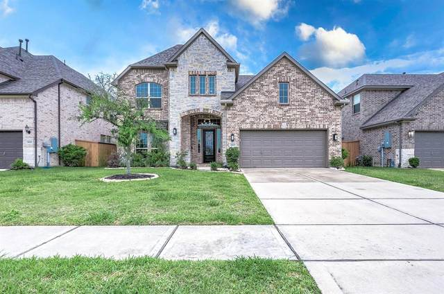 2607 Yaletzi Lane, League City, TX 77573 (MLS #24154915) :: Homemax Properties