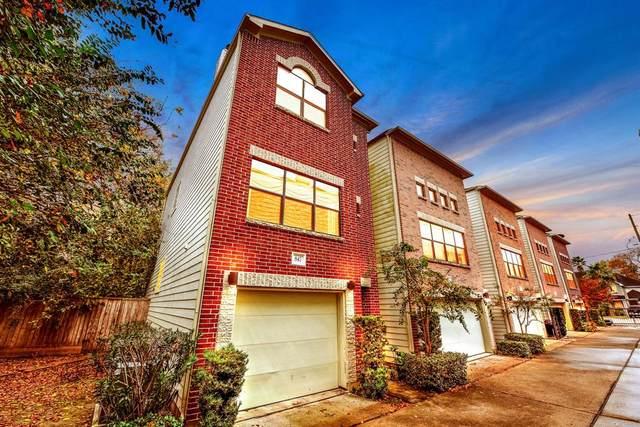 847 W 25th Street, Houston, TX 77008 (MLS #24156250) :: Bray Real Estate Group