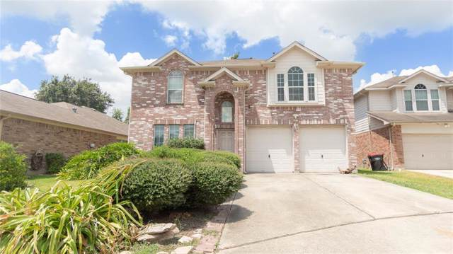 12847 Mills Breeze Drive, Houston, TX 77070 (MLS #24158680) :: The Heyl Group at Keller Williams