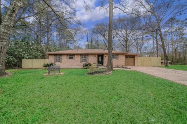 15556 Coaltown Road, Willis, TX 77378 (MLS #24166098) :: Texas Home Shop Realty