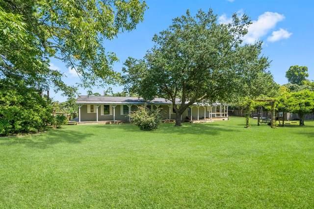 511 Sunview Drive, Livingston, TX 77351 (MLS #24174257) :: Michele Harmon Team