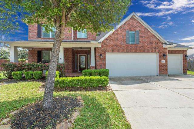 5002 Shale Grove Court, Richmond, TX 77407 (MLS #24188754) :: The Home Branch