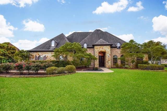 2419 Sandy Point Drive, Richmond, TX 77406 (MLS #24192454) :: The SOLD by George Team