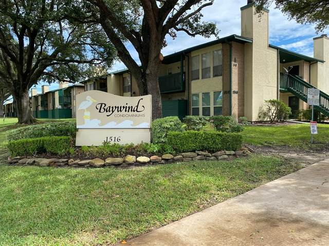 1516 Bay Area Boulevard L8, Houston, TX 77058 (MLS #24194780) :: The SOLD by George Team