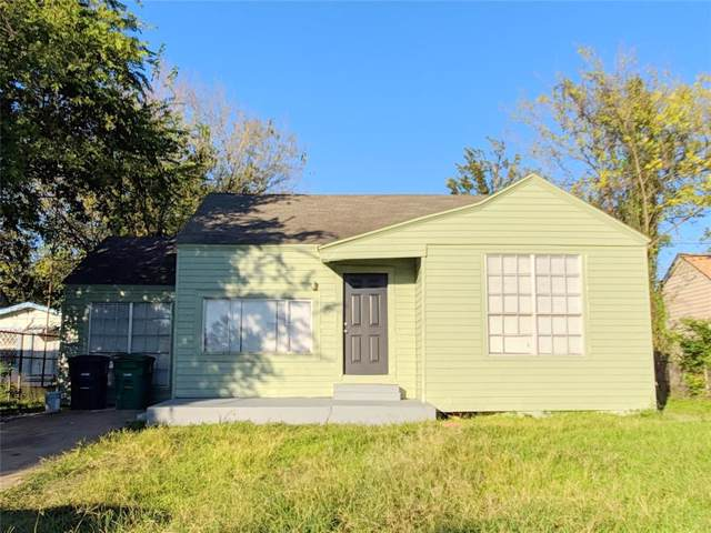 9233 Clinton Drive, Houston, TX 77029 (MLS #24196931) :: The SOLD by George Team