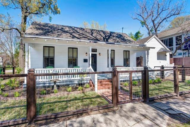 201 E 5th Street, Houston, TX 77007 (MLS #24203337) :: Ellison Real Estate Team