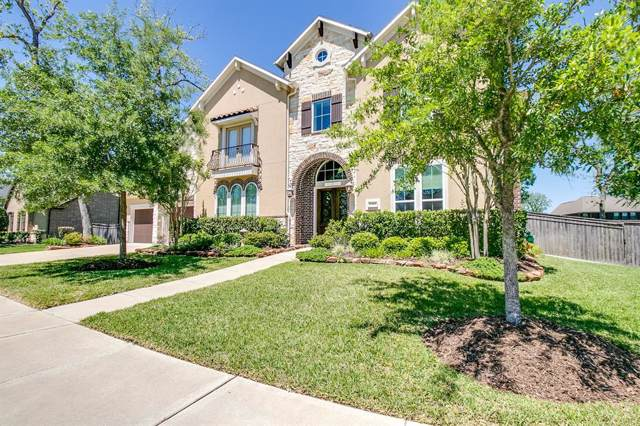 55 Little Rise Drive, Missouri City, TX 77459 (MLS #24205437) :: The Sansone Group