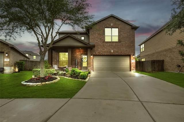 27111 Postwood Manor Court, Katy, TX 77494 (MLS #24207566) :: Guevara Backman