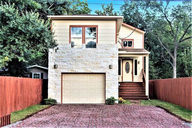 6734 Arabella Street, Houston, TX 77091 (MLS #24212270) :: The Parodi Team at Realty Associates