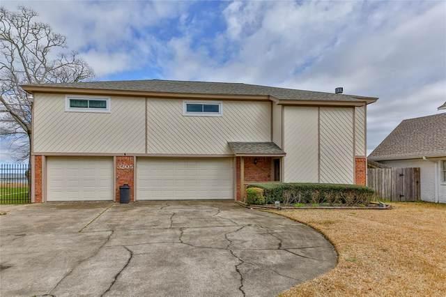 3205 Bayshore Drive, La Porte, TX 77571 (MLS #24214008) :: The Property Guys