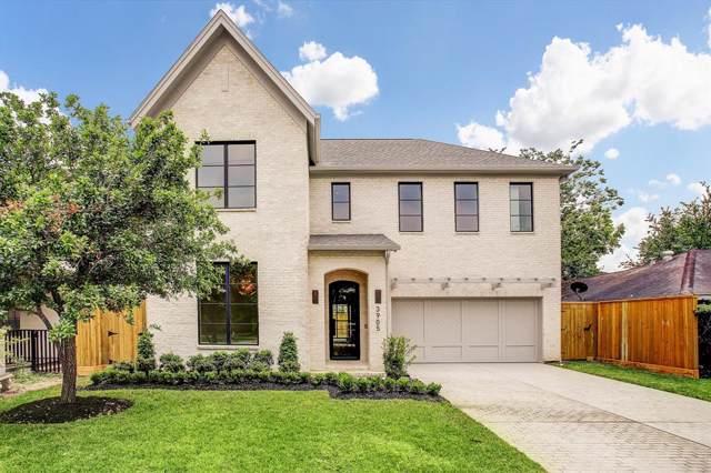 3905 Marlowe Street, West University Place, TX 77005 (MLS #24217211) :: Caskey Realty