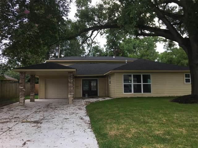 5723 Ridgeway Drive, Houston, TX 77033 (MLS #24226627) :: The Home Branch