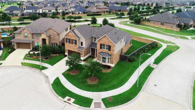 3811 Sims Pointe Court, Fulshear, TX 77441 (MLS #24229396) :: The Jennifer Wauhob Team