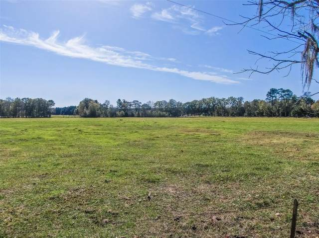 00 County Road 2170, Cleveland, TX 77327 (MLS #24244948) :: My BCS Home Real Estate Group