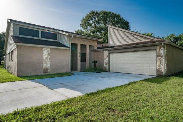 2101 Old Alvin Road, Pearland, TX 77581 (MLS #24257669) :: Texas Home Shop Realty