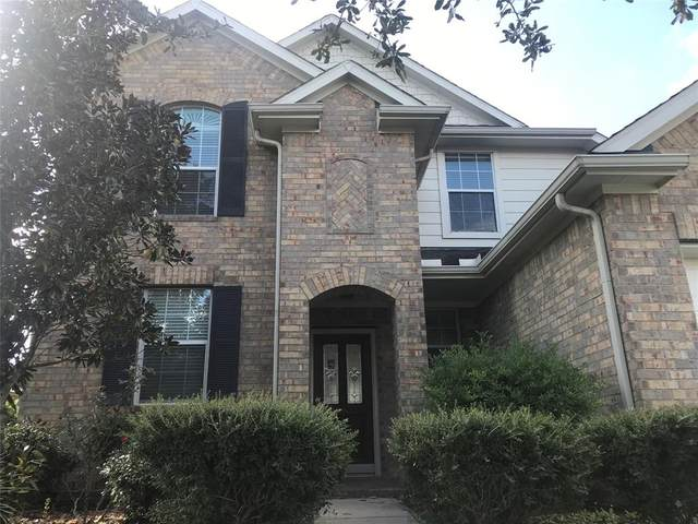 7606 Misty Lake Lane, Pearland, TX 77581 (MLS #24259748) :: Homemax Properties