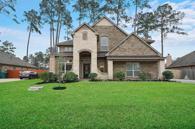 568 Stephen F Austin Drive, Conroe, TX 77302 (MLS #24260955) :: The Home Branch