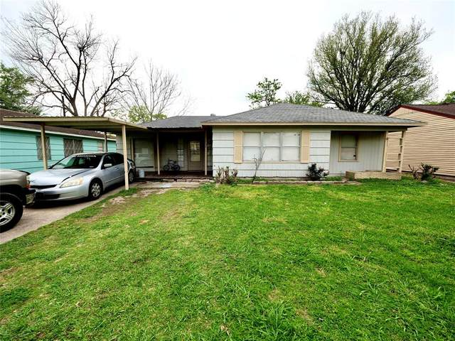 737 Tobe Street, Channelview, TX 77530 (MLS #24265874) :: The Queen Team