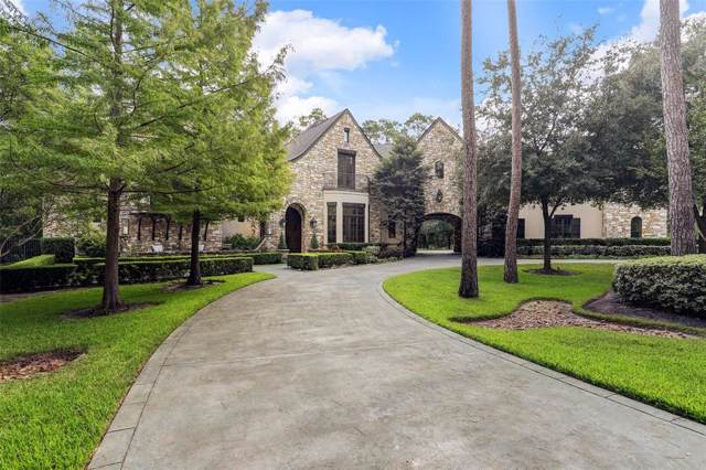 54 Palmer Crest, The Woodlands, TX 77381 (MLS #24273353) :: The Bly Team