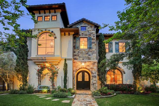 1617 Woodhead Street, Houston, TX 77019 (MLS #24279822) :: Texas Home Shop Realty