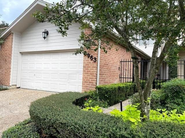 8963 Briar Forest Drive, Houston, TX 77024 (MLS #2429692) :: Guevara Backman