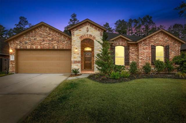 14020 S Wind Cave Court, Conroe, TX 77384 (MLS #24297530) :: The Parodi Team at Realty Associates