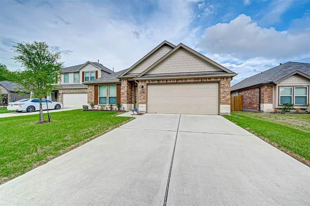 6911 Glenmoor Drive, Rosharon, TX 77583 (MLS #24302088) :: The Sansone Group