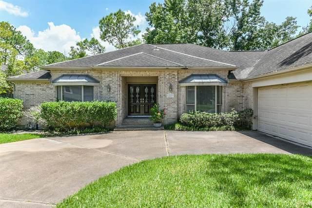 2307 Binley Drive, Houston, TX 77077 (MLS #24302308) :: The SOLD by George Team