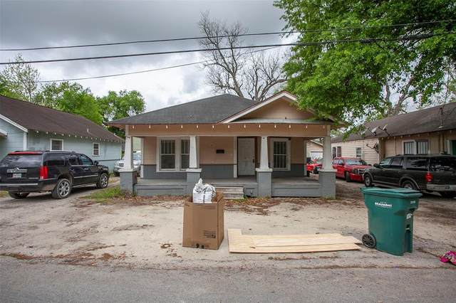 4030 Howard Street, Beaumont, TX 77705 (MLS #24303469) :: The Sansone Group