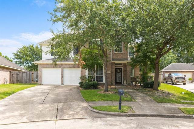2638 Aztec Court, League City, TX 77573 (MLS #2430632) :: Green Residential