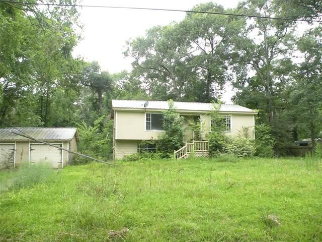 885 Shellee Drive, Conroe, TX 77303 (MLS #24328471) :: The Wendy Sherman Team