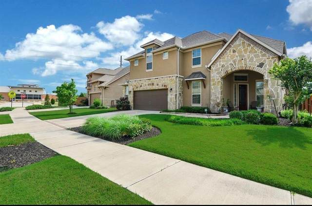 11111 Glasgill Court, Richmond, TX 77407 (MLS #24332287) :: The Queen Team