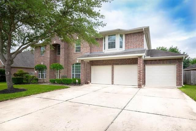 17707 Riata Lake Drive, Cypress, TX 77433 (MLS #24343198) :: Michele Harmon Team