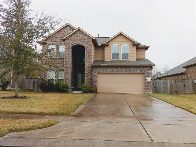 7031 Sunrise Drive, Hitchcock, TX 77563 (MLS #24348432) :: The Home Branch