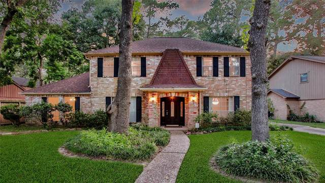 14923 Croftwood Drive, Houston, TX 77068 (MLS #24351513) :: The Bly Team