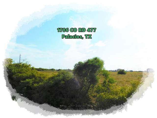 1786 County Road 477, Palacios, TX 77465 (MLS #24353552) :: Guevara Backman