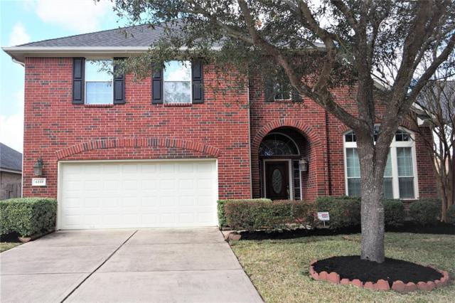 6110 Barkermist Lane, Katy, TX 77450 (MLS #24359343) :: Caskey Realty
