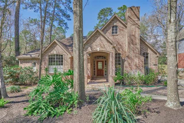 34 Gate Hill Drive, The Woodlands, TX 77381 (MLS #24363660) :: Green Residential