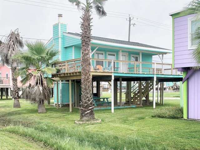 312 Breezeway Street, Surfside Beach, TX 77541 (MLS #24370348) :: The Bly Team