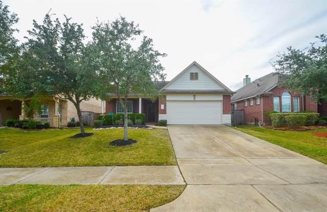 6942 Crockett Ridge Drive, Richmond, TX 77406 (MLS #24370650) :: The Sansone Group