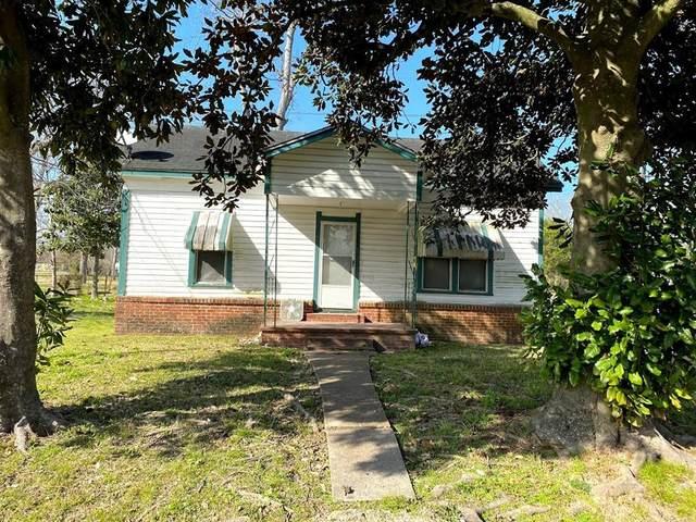 1504 Annie Street, Beaumont, TX 77705 (MLS #24374904) :: The Sansone Group