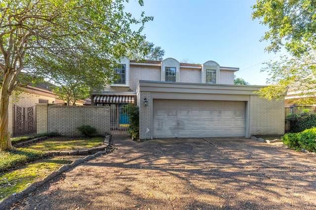 5625 Mistletoe Drive, Beaumont, TX 77707 (MLS #24378050) :: Caskey Realty