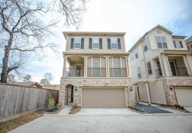 11012 Clover Hollow, Houston, TX 77043 (MLS #24387182) :: The Heyl Group at Keller Williams