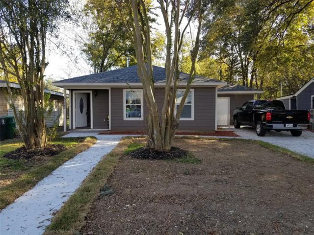 5322 Chennault Road, Houston, TX 77033 (MLS #24392717) :: NewHomePrograms.com LLC