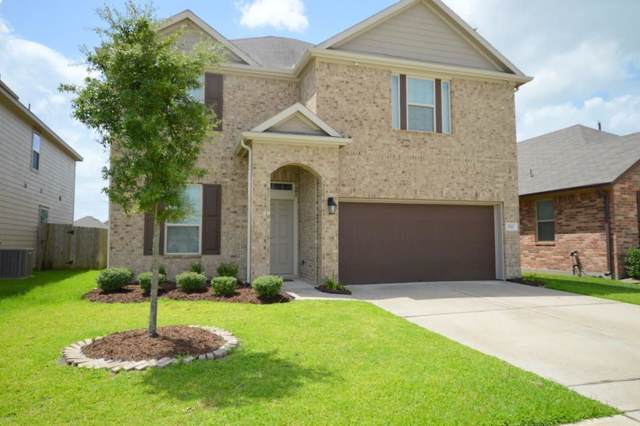 3543 Goldleaf Trail Drive, Katy, TX 77449 (MLS #24393892) :: The Heyl Group at Keller Williams