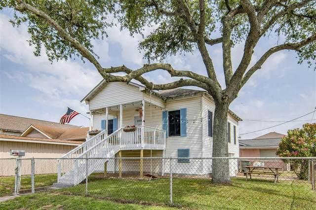 5102 Avenue Q, Galveston, TX 77551 (MLS #24407408) :: Ellison Real Estate Team